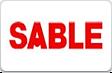 Все товары фирмы SABLE